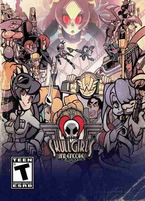 Descargar Skullgirls 2nd Encore [MULTI][SKIDROW] por Torrent